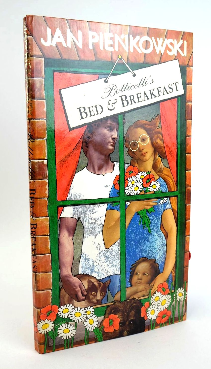 Photo of BOTTICELLI'S BED & BREAKFAST illustrated by Pienkowski, Jan published by Kingfisher Books (STOCK CODE: 1319098)  for sale by Stella & Rose's Books