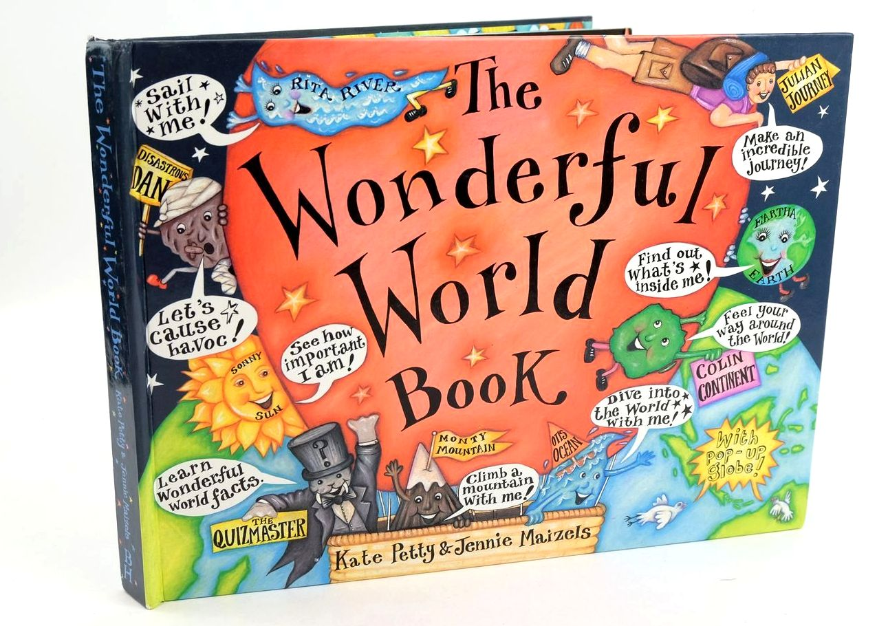 Photo of THE WONDERFUL WORLD BOOK- Stock Number: 1319101