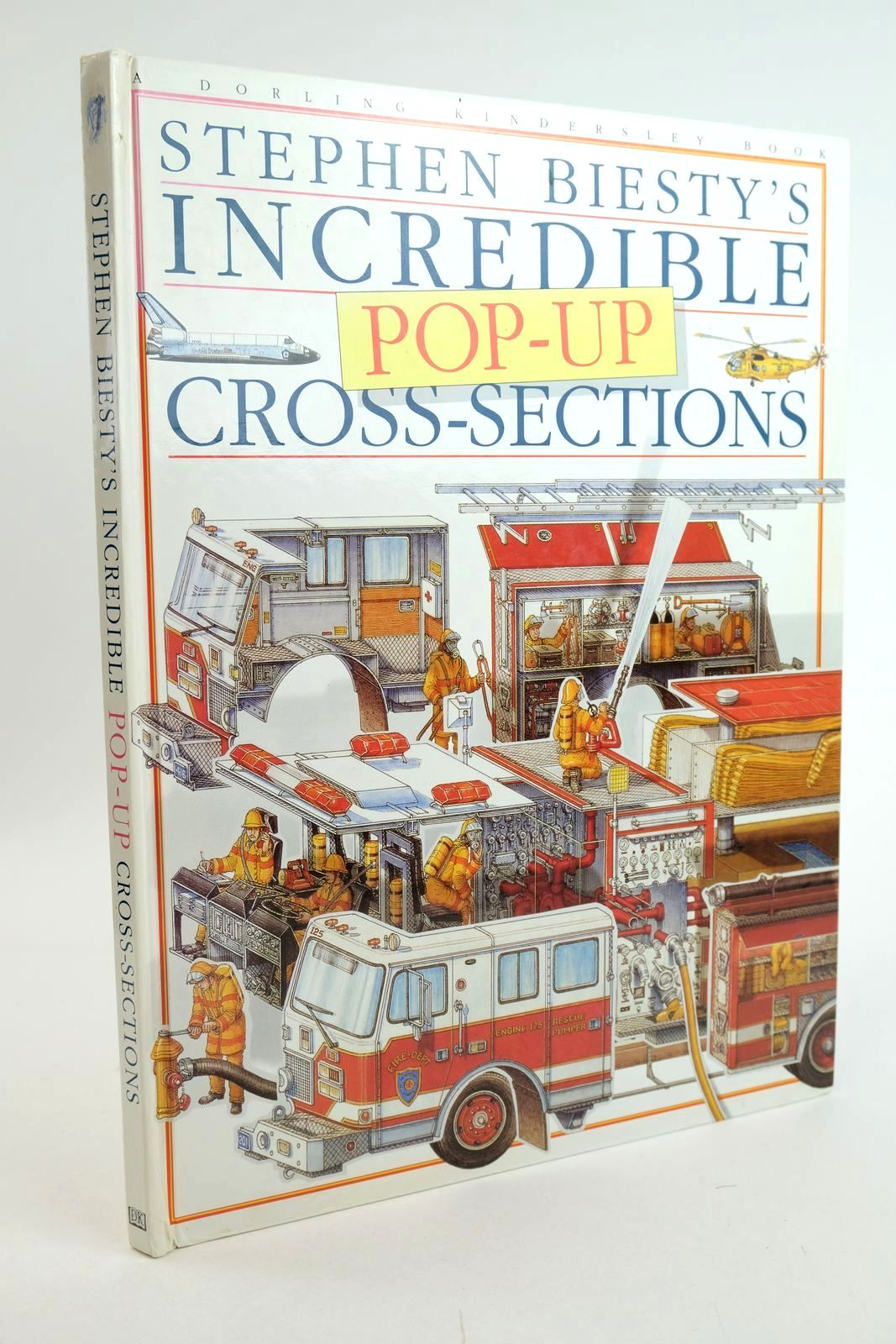 Photo of STEPHEN BIESTY'S INCREDIBLE POP-UP CROSS-SECTIONS- Stock Number: 1319103