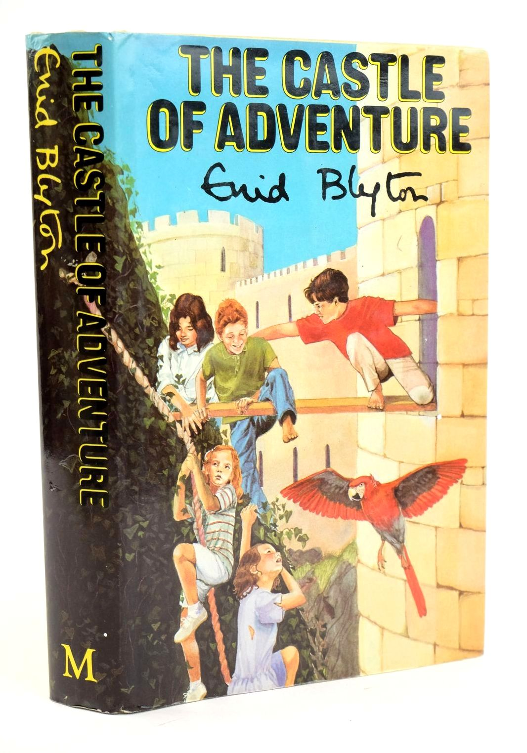 Photo of THE CASTLE OF ADVENTURE written by Blyton, Enid illustrated by Tresilian, Stuart published by Macmillan Children's Books (STOCK CODE: 1319113)  for sale by Stella & Rose's Books