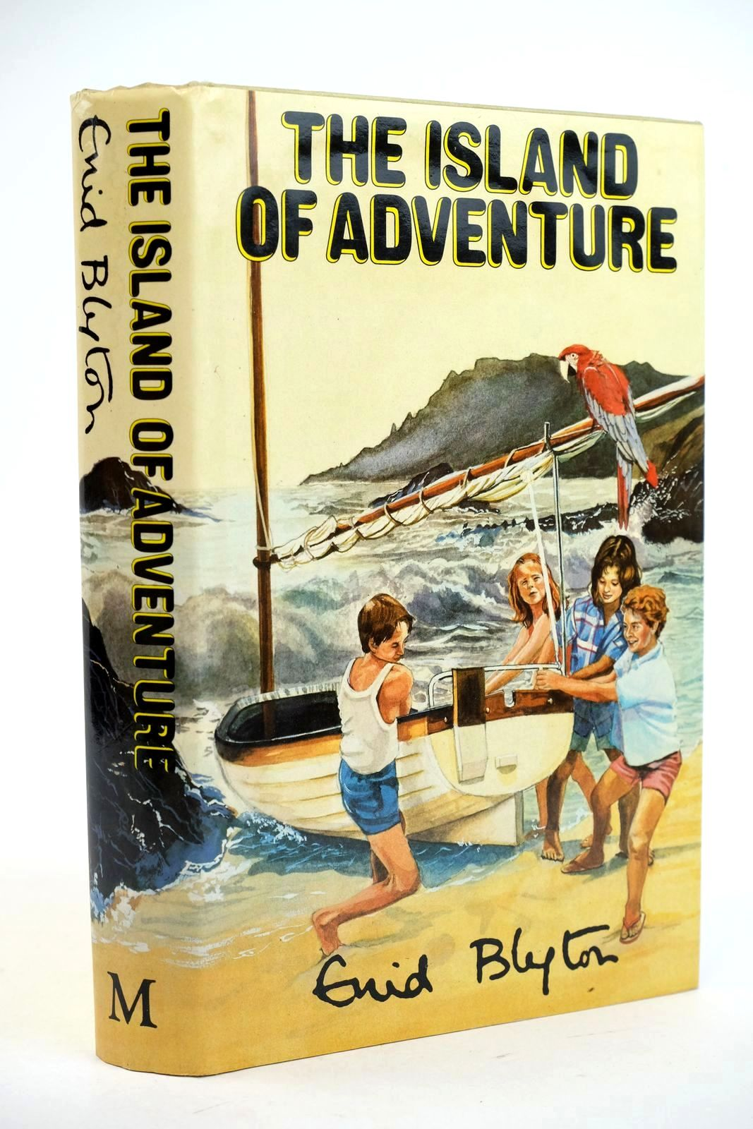 Photo of THE ISLAND OF ADVENTURE written by Blyton, Enid illustrated by Tresilian, Stuart published by Macmillan & Co. Ltd. (STOCK CODE: 1319116)  for sale by Stella & Rose's Books