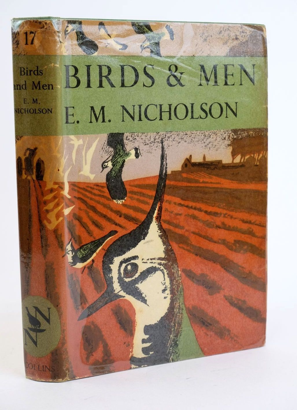 Photo of BIRDS AND MEN (NN 17)- Stock Number: 1319122