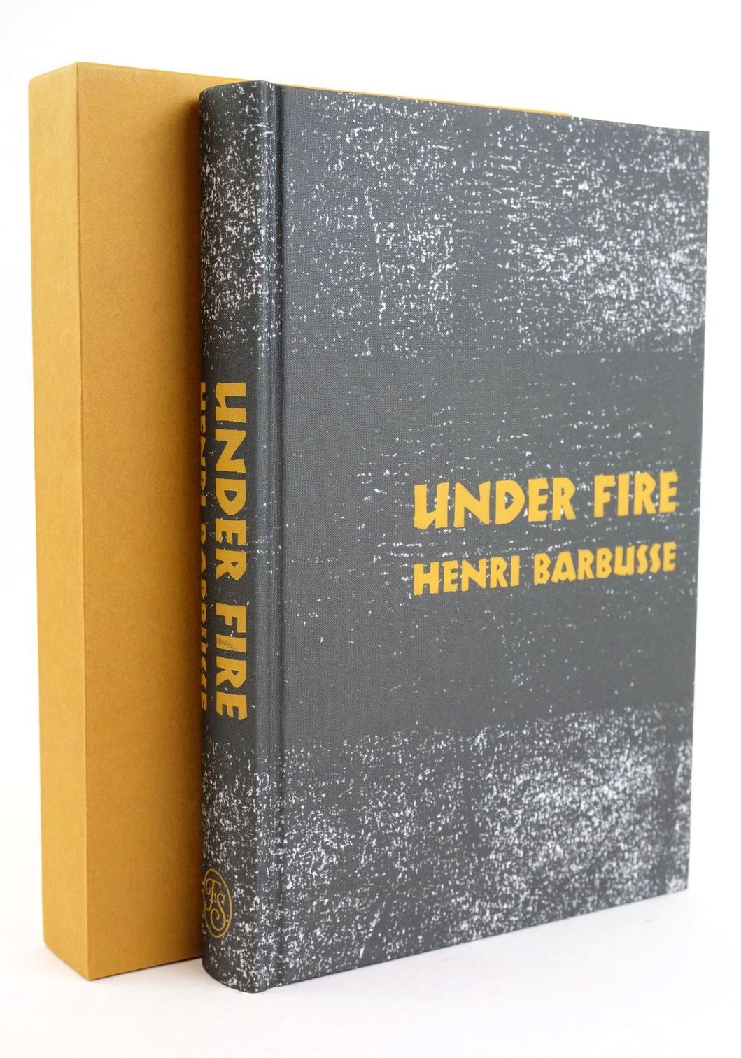 Photo of UNDER FIRE written by Barbusse, Henri Buss, Robin Strachan, Hew published by Folio Society (STOCK CODE: 1319133)  for sale by Stella & Rose's Books