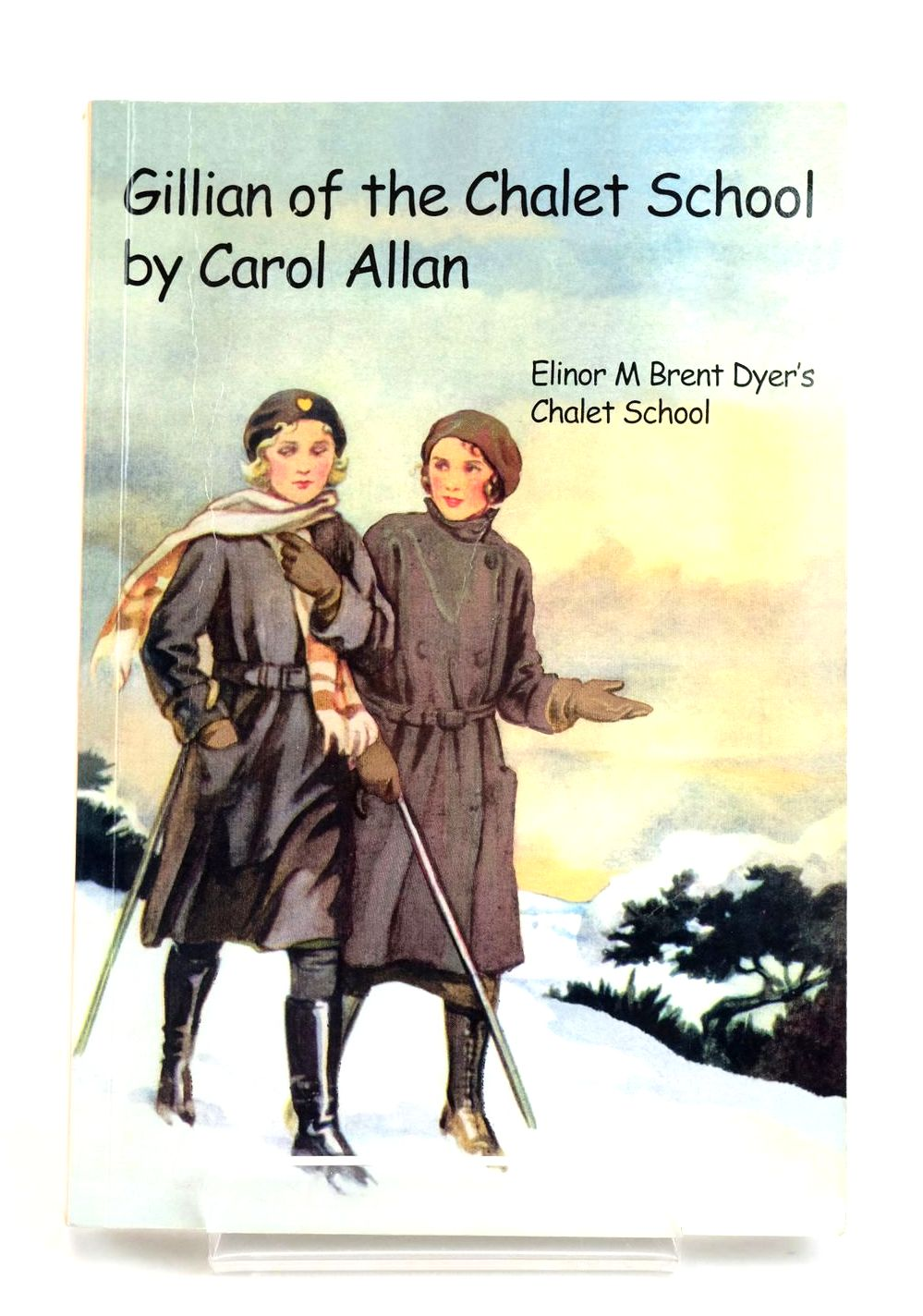 Photo of GILLIAN OF THE CHALET SCHOOL written by Allan, Carol published by Girls Gone By (STOCK CODE: 1319152)  for sale by Stella & Rose's Books