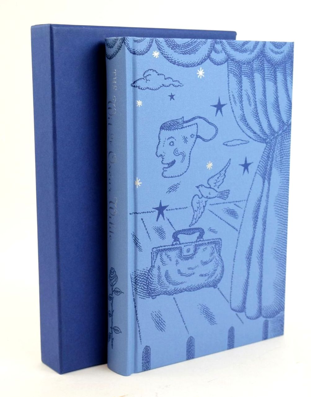 Photo of THE WIT OF OSCAR WILDE written by Wilde, Oscar illustrated by Beck, Ian Archie published by Folio Society (STOCK CODE: 1319157)  for sale by Stella & Rose's Books