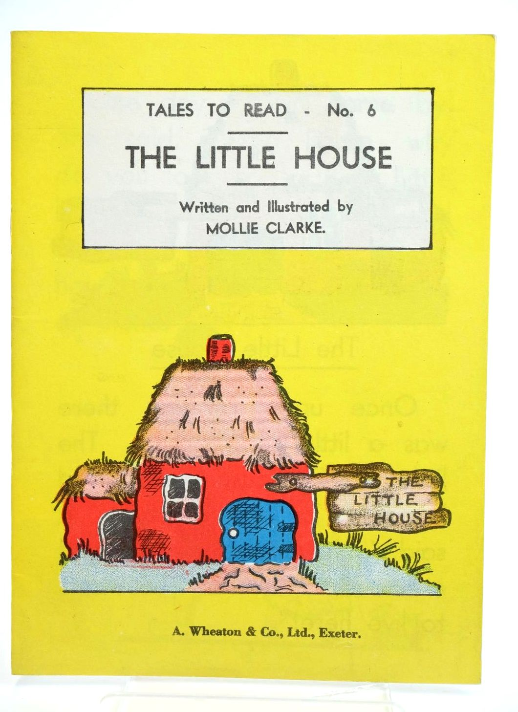 Photo of THE LITTLE HOUSE- Stock Number: 1319165