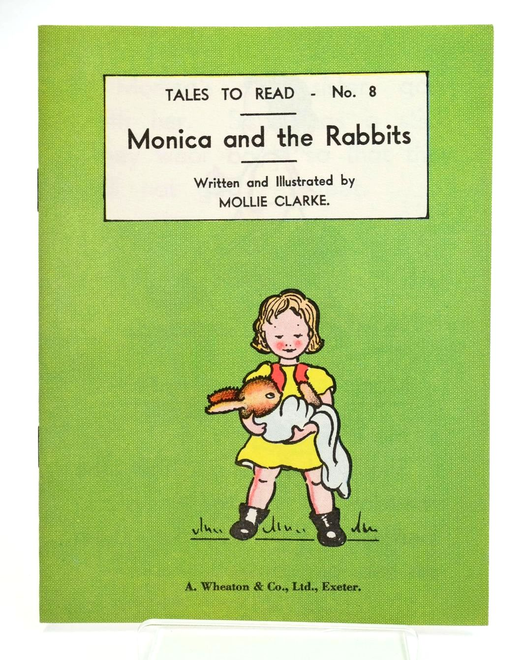 Photo of MONICA AND THE RABBITS- Stock Number: 1319167