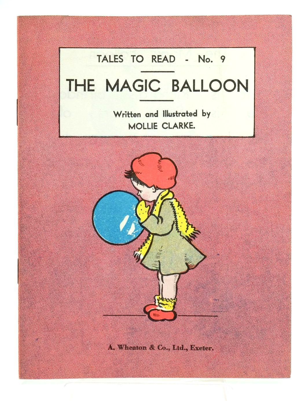 Photo of THE MAGIC BALLOON- Stock Number: 1319168
