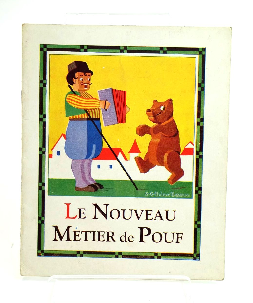 Photo of LE NOUVEAU METIER DE POUF written by Beaman, S.G. Hulme illustrated by Beaman, S.G. Hulme published by Frederick Warne & Co Ltd. (STOCK CODE: 1319175)  for sale by Stella & Rose's Books