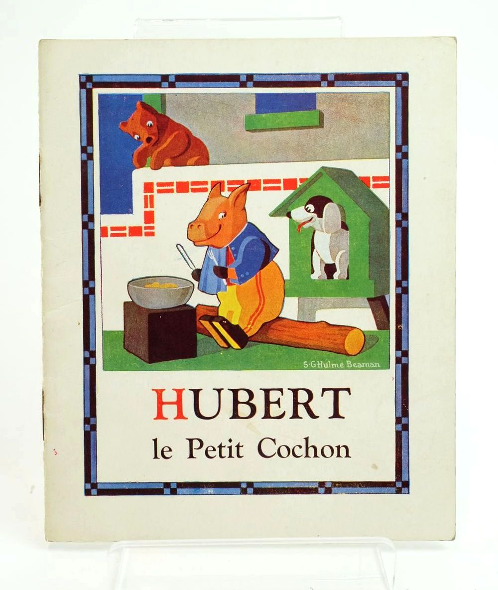 Photo of HUBERT LE PETIT COCHON- Stock Number: 1319177
