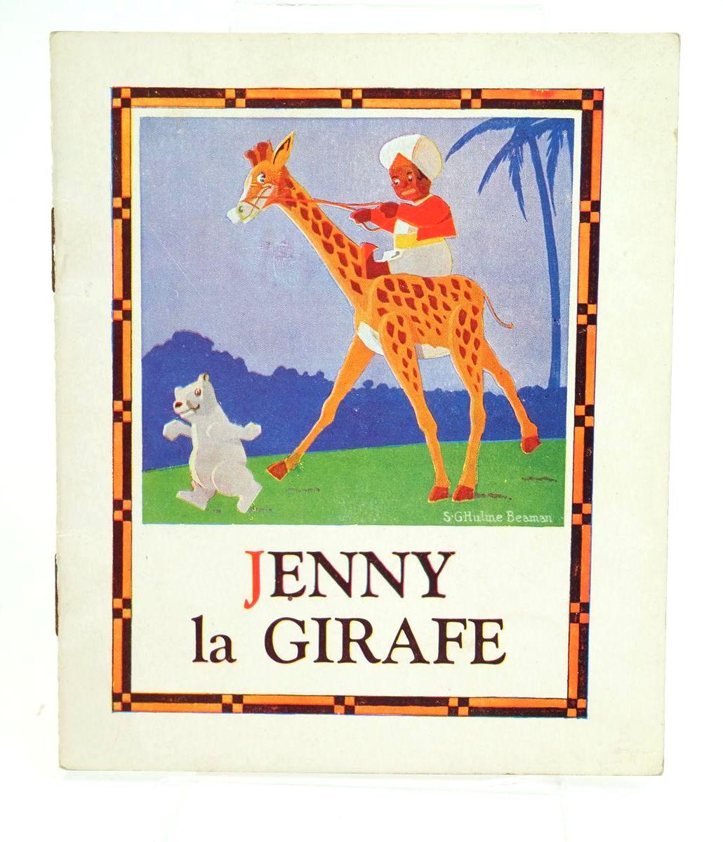 Photo of JENNY LA GIRAFE- Stock Number: 1319179