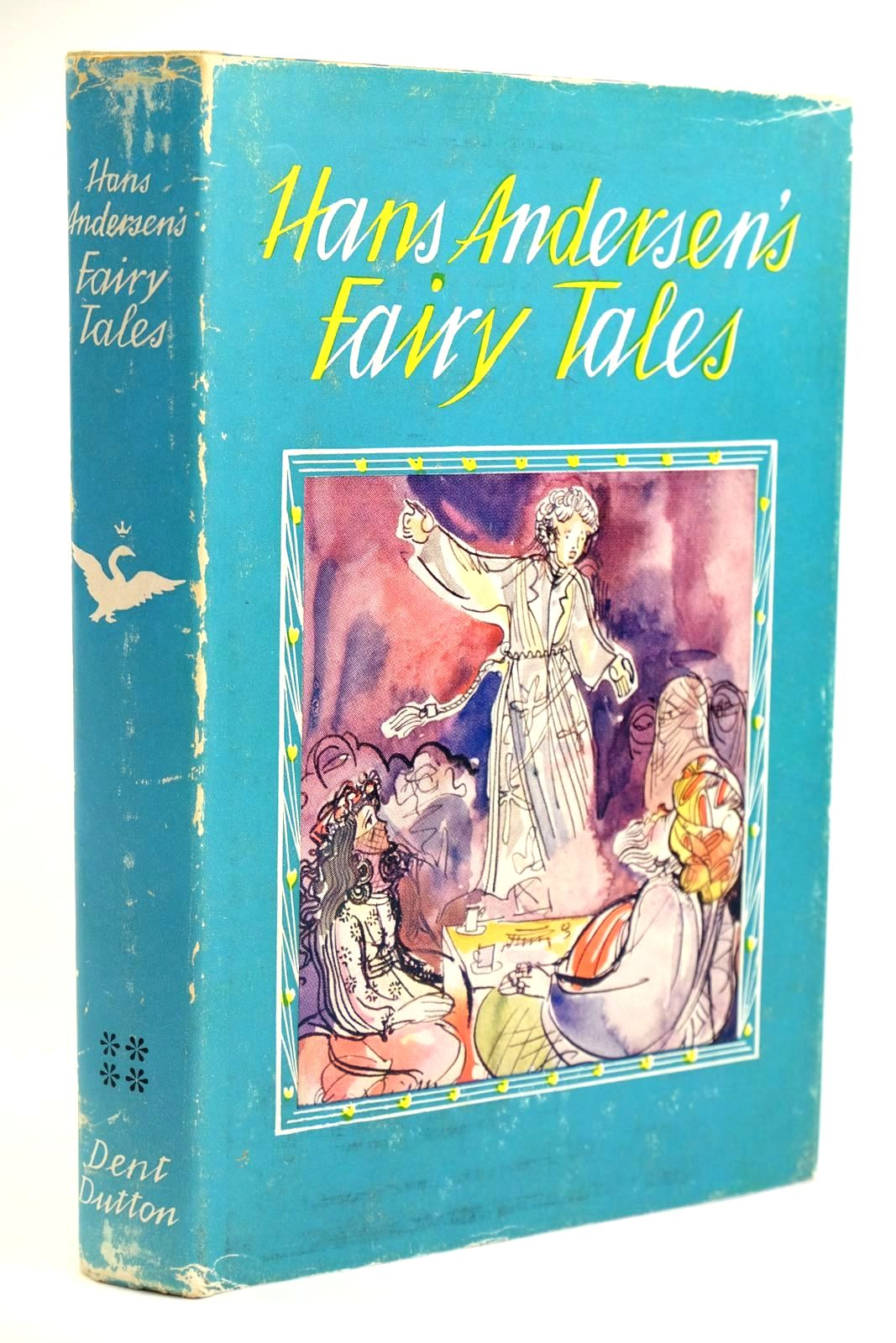 Photo of HANS ANDERSEN'S FAIRY TALES written by Spink, Reginald Andersen, Hans Christian illustrated by Baumhauer, H. published by J.M. Dent & Sons Ltd. (STOCK CODE: 1319182)  for sale by Stella & Rose's Books