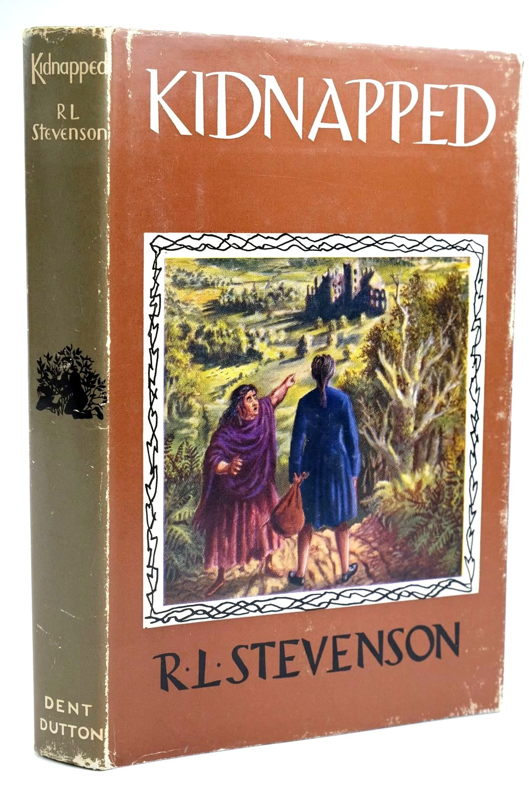 Photo of KIDNAPPED written by Stevenson, Robert Louis illustrated by Oakley, G. published by J.M. Dent & Sons Ltd. (STOCK CODE: 1319183)  for sale by Stella & Rose's Books