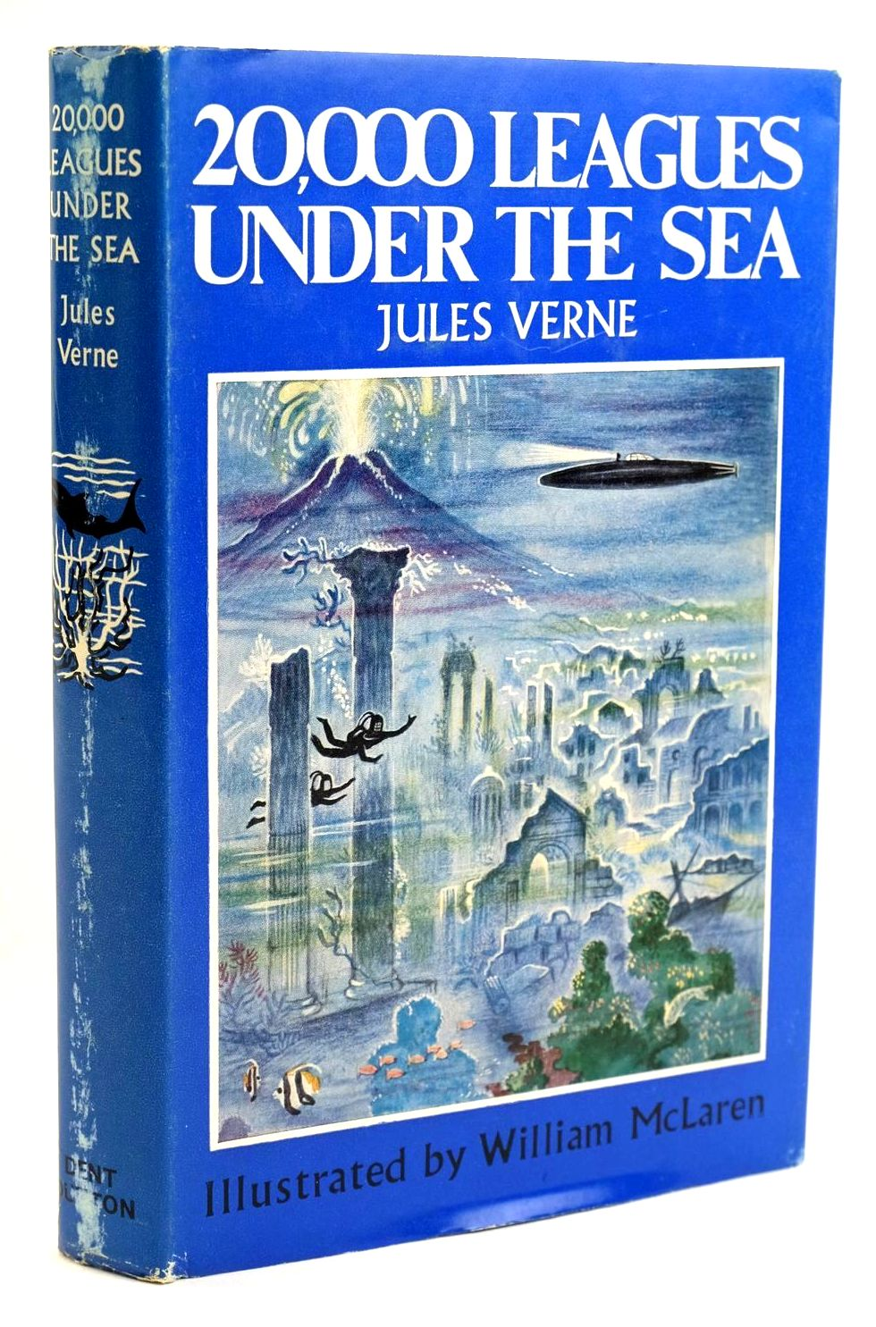 Photo of TWENTY THOUSAND LEAGUES UNDER THE SEA- Stock Number: 1319187