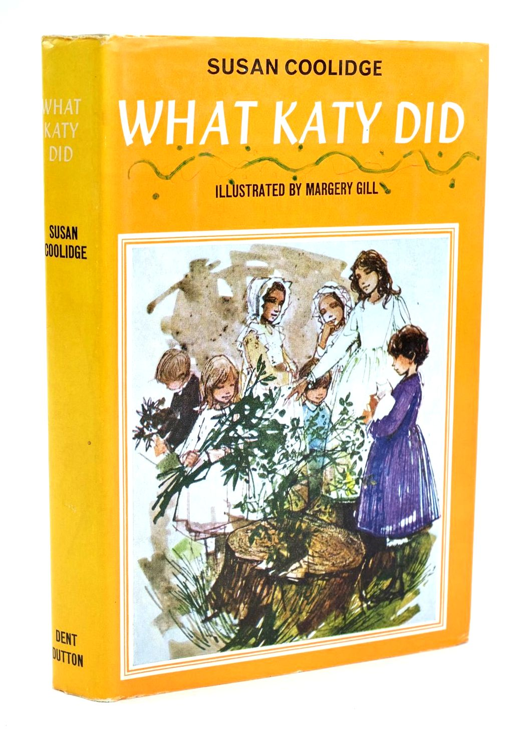 Photo of WHAT KATY DID written by Coolidge, Susan illustrated by Gill, Margery published by J.M. Dent & Sons Ltd. (STOCK CODE: 1319198)  for sale by Stella & Rose's Books