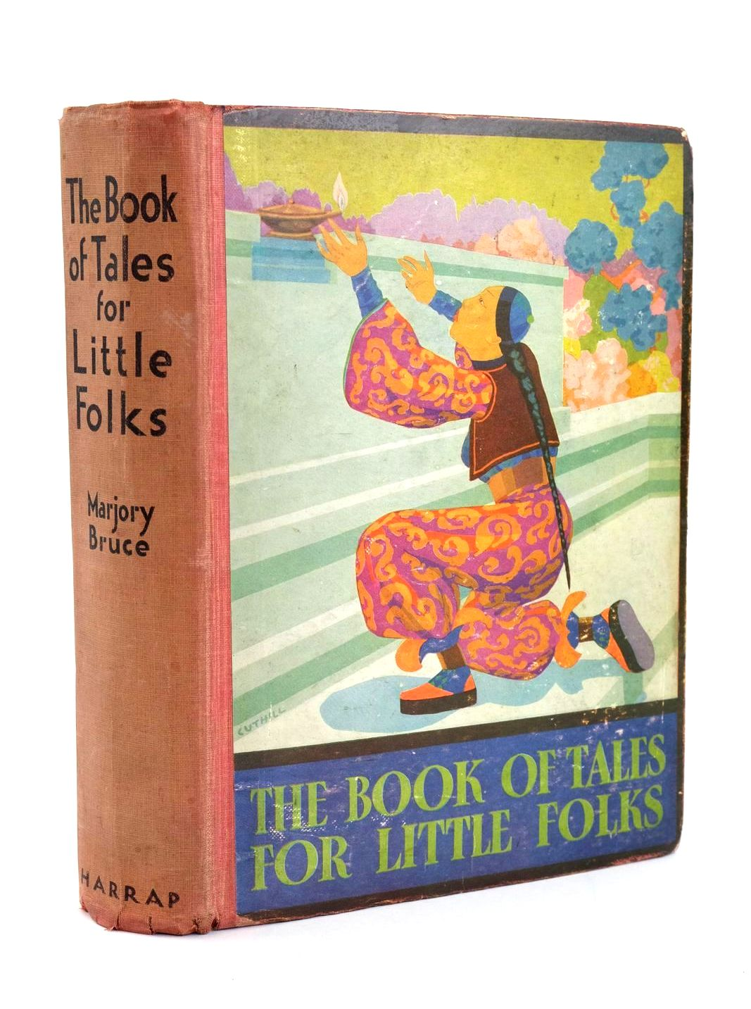 Photo of THE BOOK OF TALES FOR LITTLE FOLKS written by Bruce, Marjory illustrated by Fry, Nora Appleton, Honor C. published by George G. Harrap & Co. Ltd. (STOCK CODE: 1319203)  for sale by Stella & Rose's Books