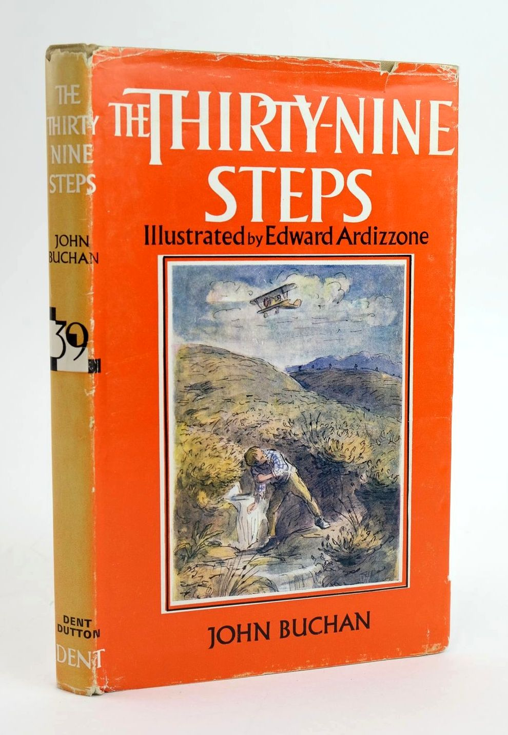Photo of THE THIRTY-NINE STEPS- Stock Number: 1319218