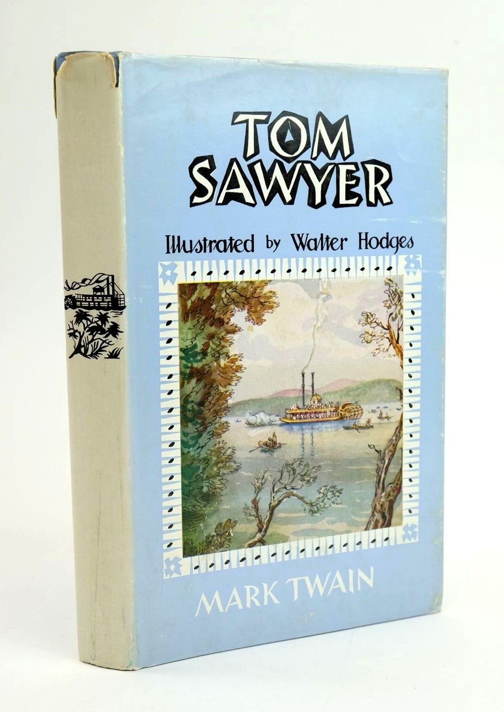 Photo of THE ADVENTURES OF TOM SAWYER written by Twain, Mark illustrated by Hodges, C. Walter published by J.M. Dent & Sons Ltd. (STOCK CODE: 1319222)  for sale by Stella & Rose's Books