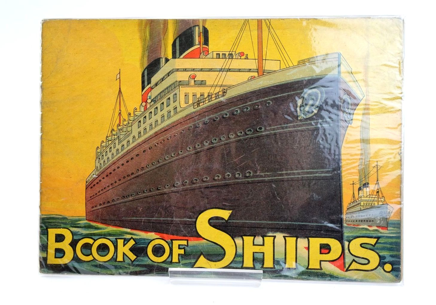 Photo of THE BOOK OF SHIPS (STOCK CODE: 1319234)  for sale by Stella & Rose's Books
