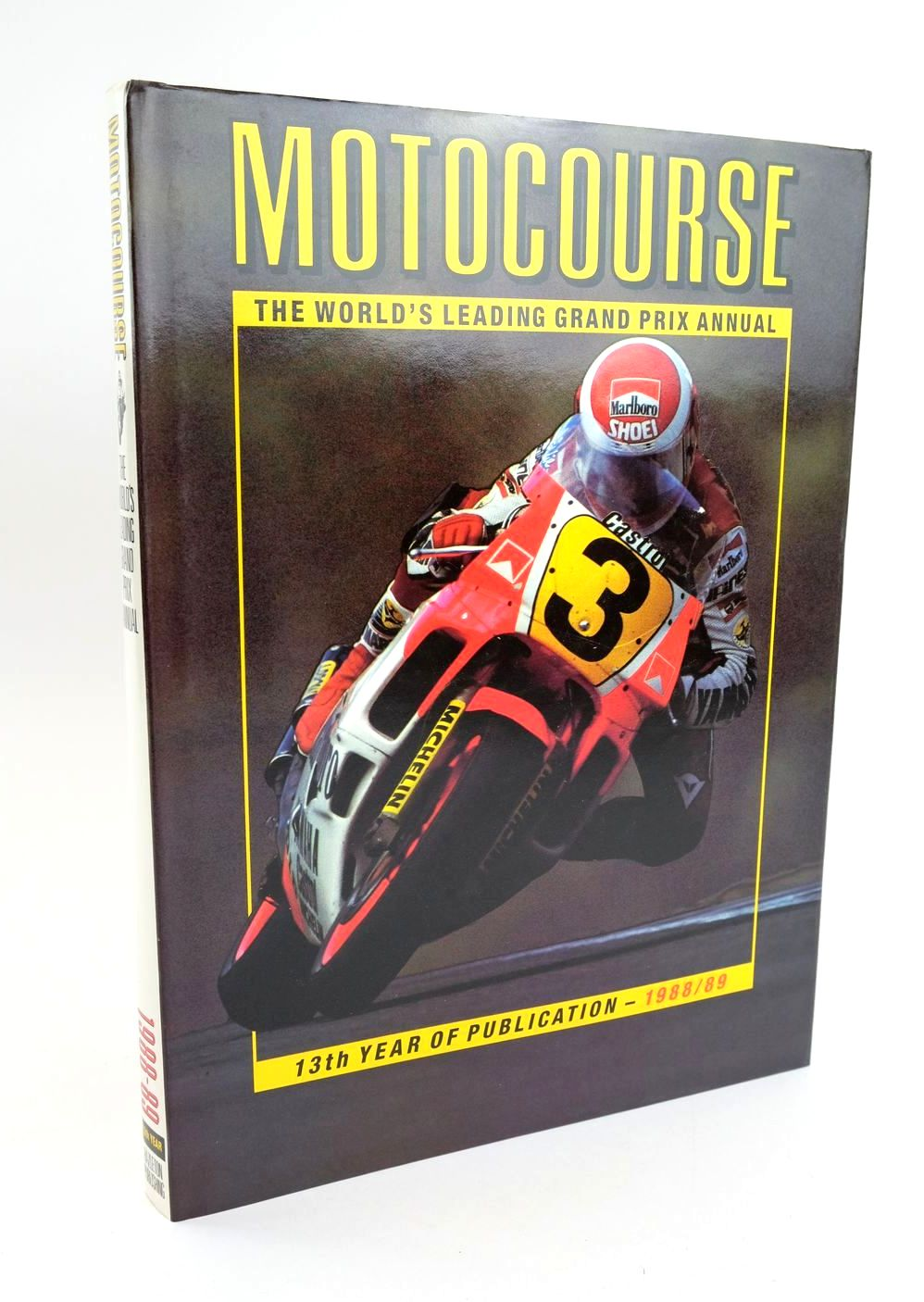 Photo of MOTOCOURSE 1988-89 published by Hazleton Publishing (STOCK CODE: 1319237)  for sale by Stella & Rose's Books