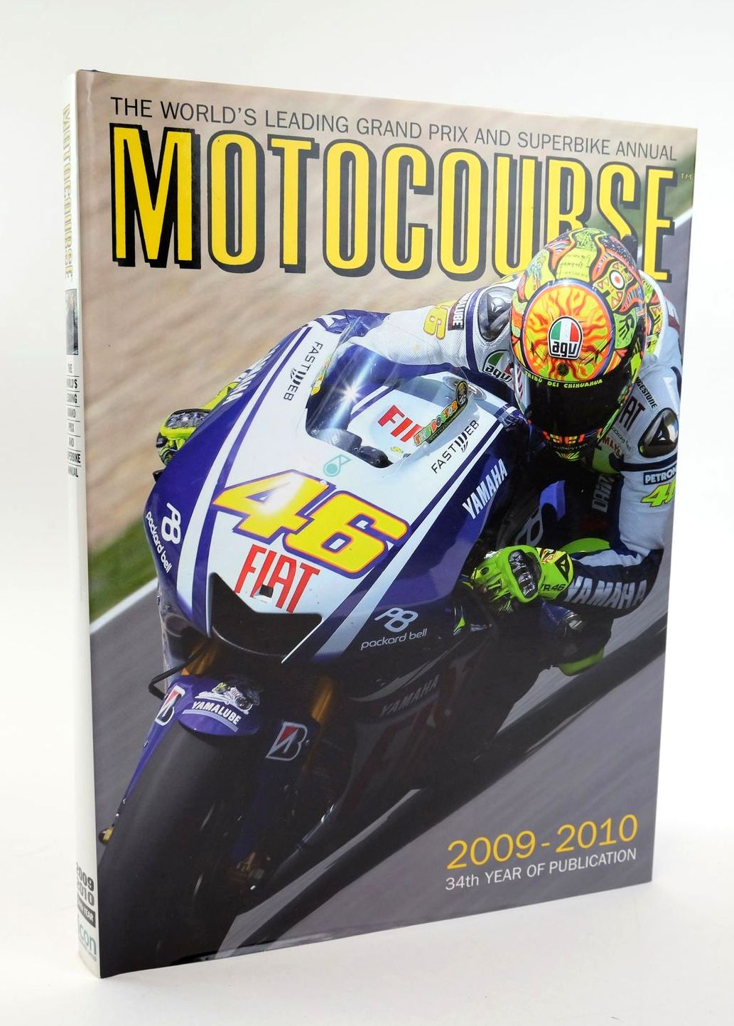 Photo of MOTOCOURSE 2009-2010 published by Icon Publishing Limited (STOCK CODE: 1319241)  for sale by Stella & Rose's Books