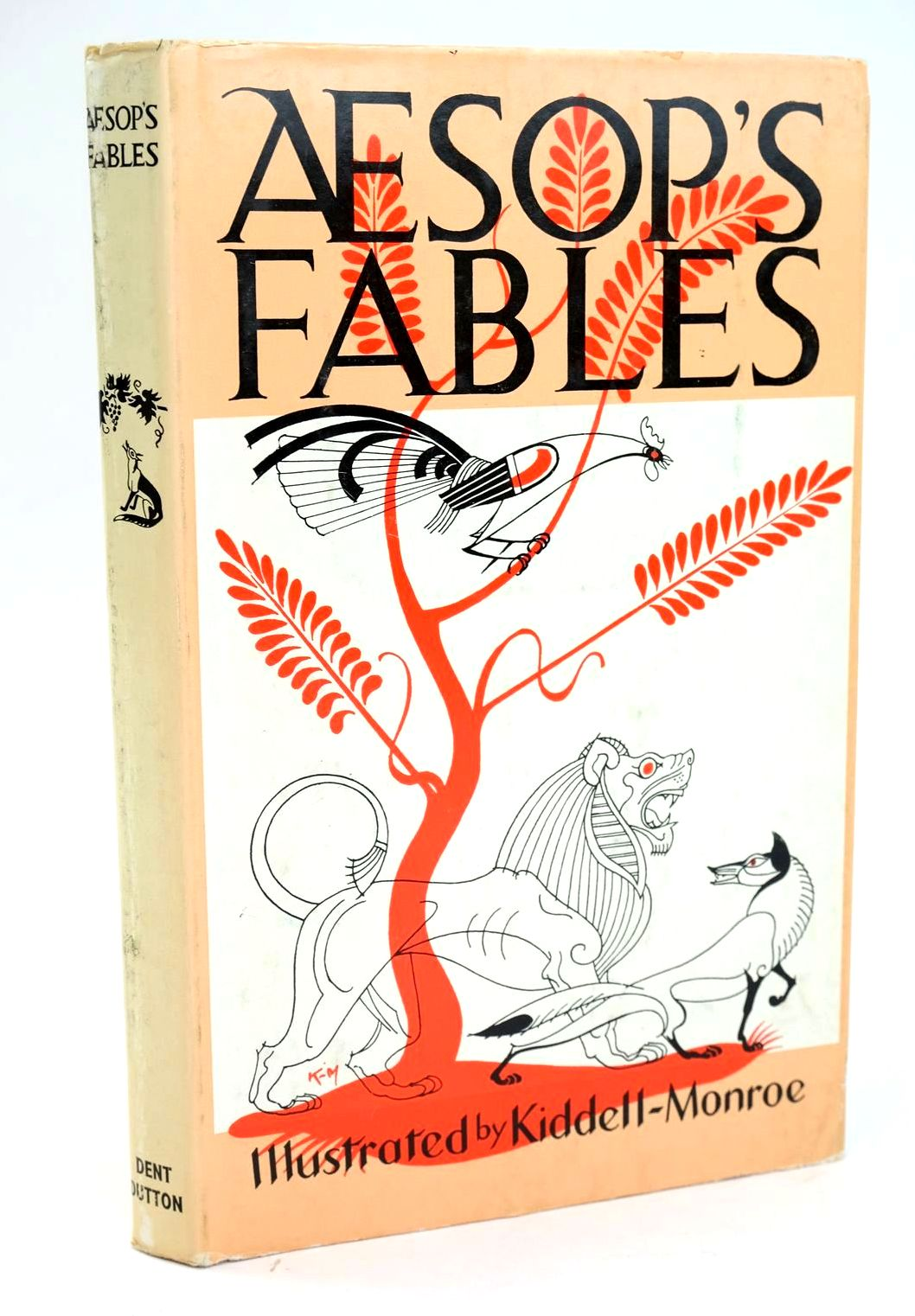 Photo of AESOP'S FABLES- Stock Number: 1319247