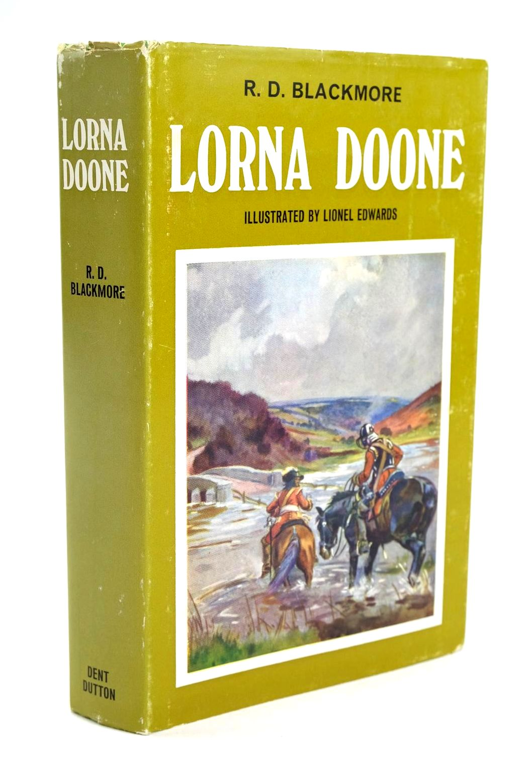 Photo of LORNA DOONE- Stock Number: 1319249