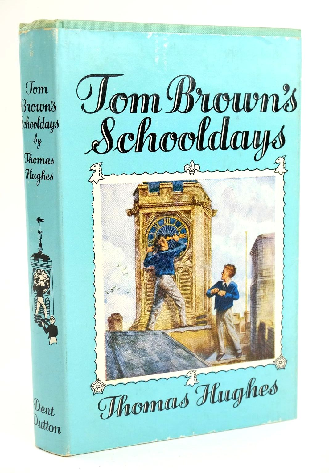 Photo of TOM BROWN'S SCHOOLDAYS- Stock Number: 1319251