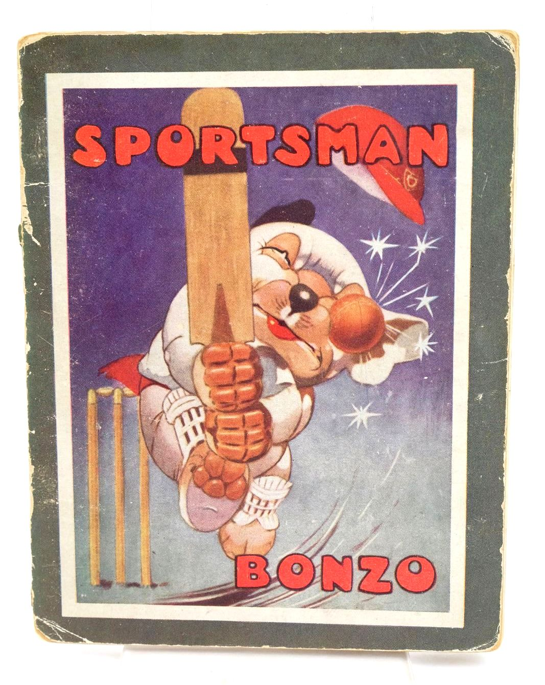 Photo of SPORTSMAN BONZO written by Studdy, G.E. Jellicoe, George illustrated by Studdy, G.E. published by John Swain & Son Limited (STOCK CODE: 1319261)  for sale by Stella & Rose's Books
