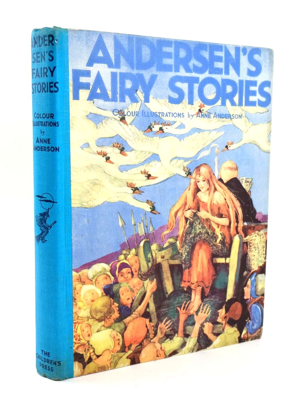 Photo of ANDERSEN'S FAIRY STORIES- Stock Number: 1319263