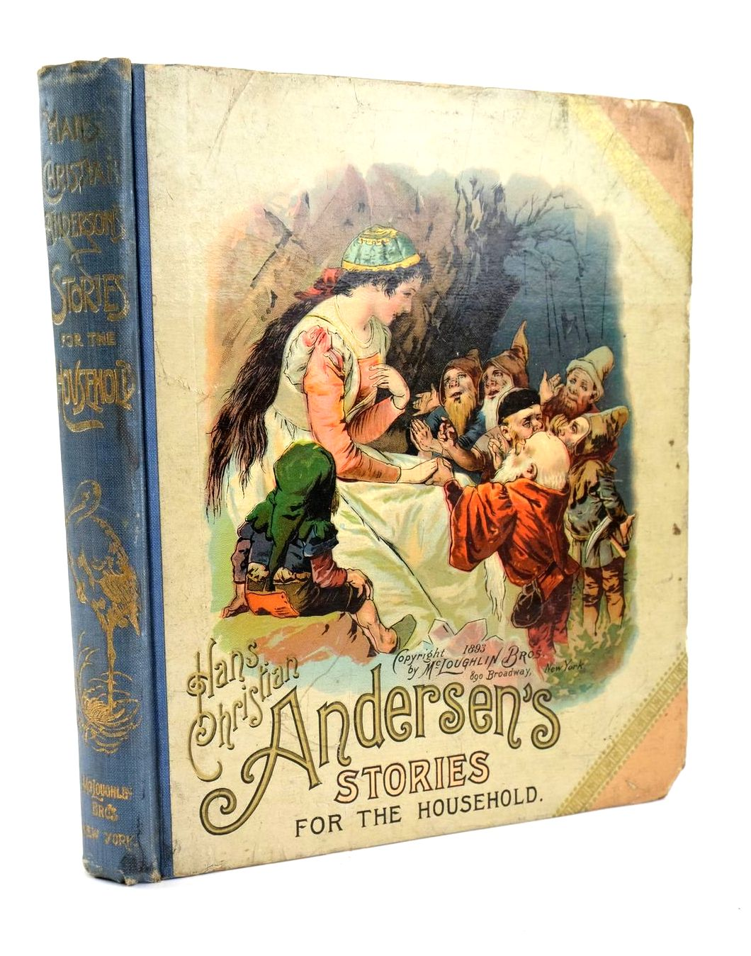 Photo of HANS CHRISTIAN ANDERSEN'S STORIES FOR THE HOUSEHOLD- Stock Number: 1319264