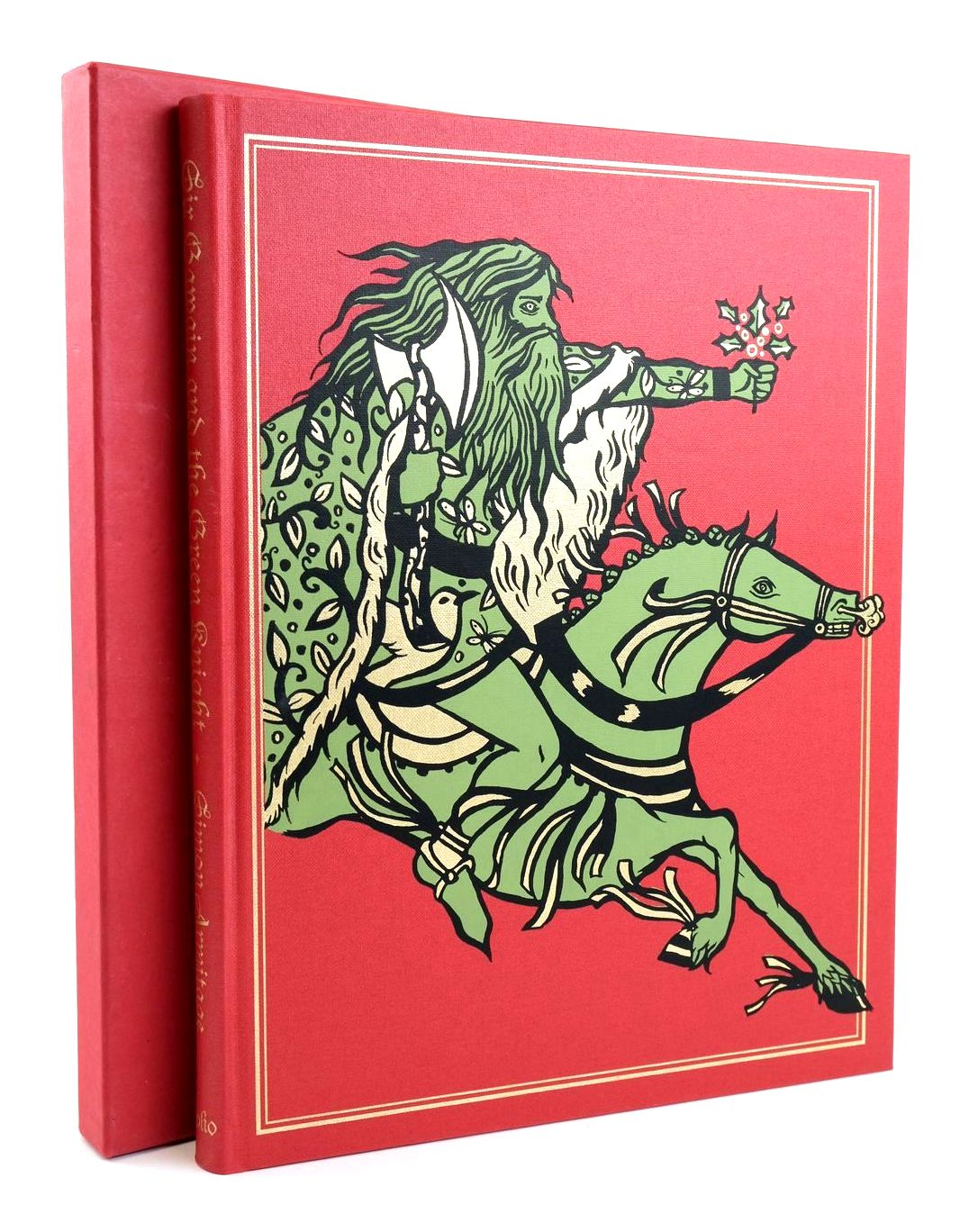 Photo of SIR GAWAIN AND THE GREEN KNIGHT- Stock Number: 1319266