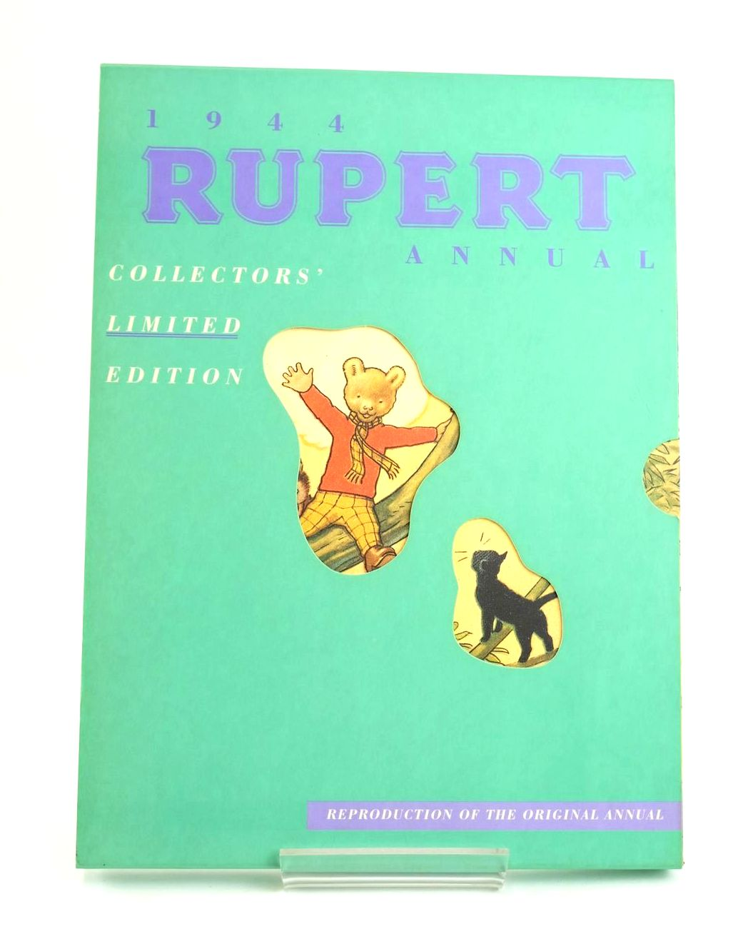 Photo of RUPERT ANNUAL 1944 (FACSIMILE) - RUPERT IN MORE ADVENTURES- Stock Number: 1319270