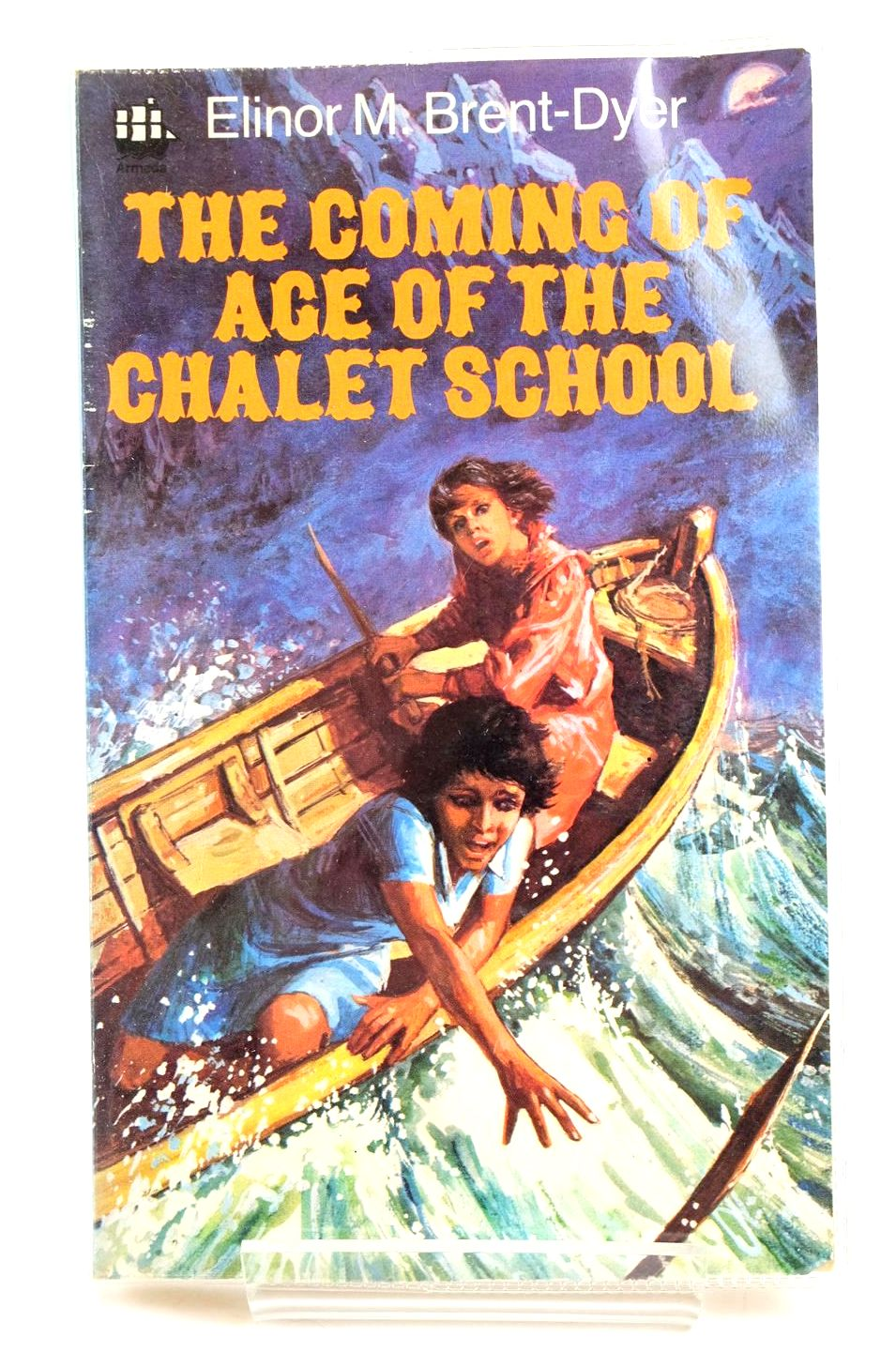 Photo of THE COMING OF AGE OF THE CHALET SCHOOL- Stock Number: 1319282