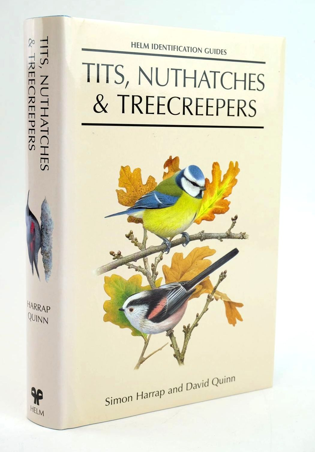 Photo of TITS, NUTHATCHES & TREECREEPERS (HELM IDENTIFICATION GUIDES)- Stock Number: 1319295