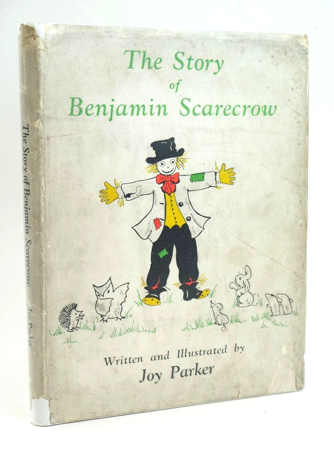 Photo of THE STORY OF BENJAMIN SCARECROW- Stock Number: 1319317