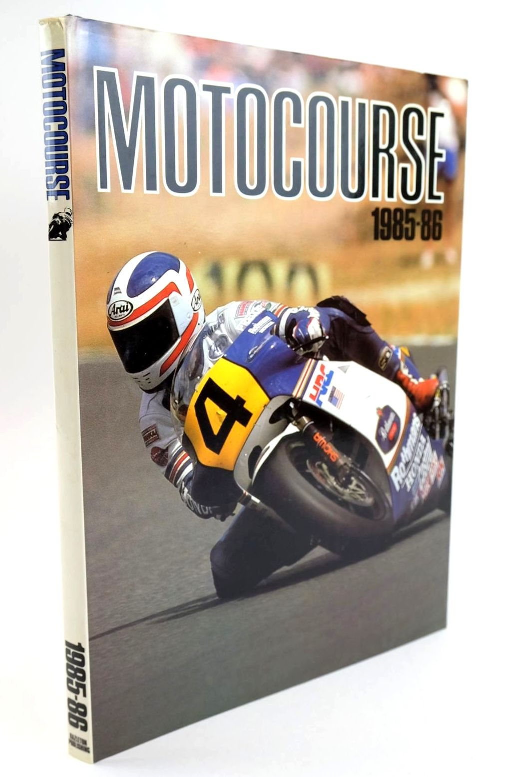 Photo of MOTOCOURSE 1985-86 published by Hazleton Publishing (STOCK CODE: 1319326)  for sale by Stella & Rose's Books