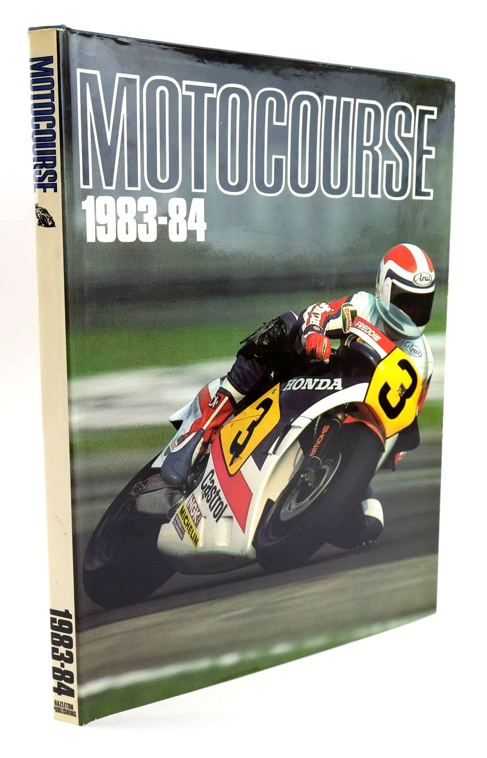 Photo of MOTOCOURSE 1983-84- Stock Number: 1319327