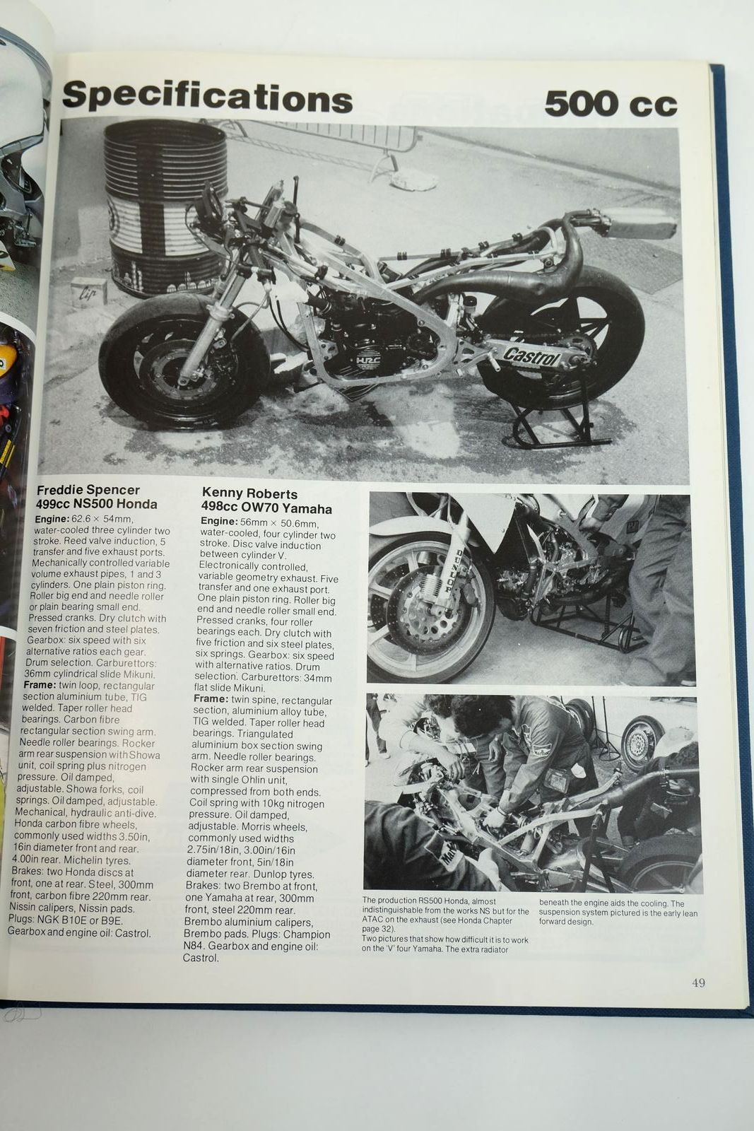 Photo of MOTOCOURSE 1983-84 published by Hazleton Publishing (STOCK CODE: 1319327)  for sale by Stella & Rose's Books