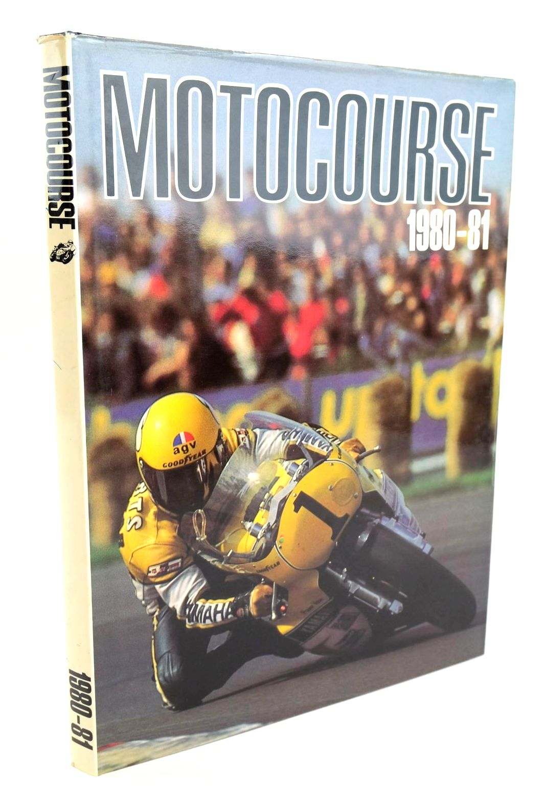 Photo of MOTOCOURSE 1980-81 published by Hazleton Publishing (STOCK CODE: 1319329)  for sale by Stella & Rose's Books