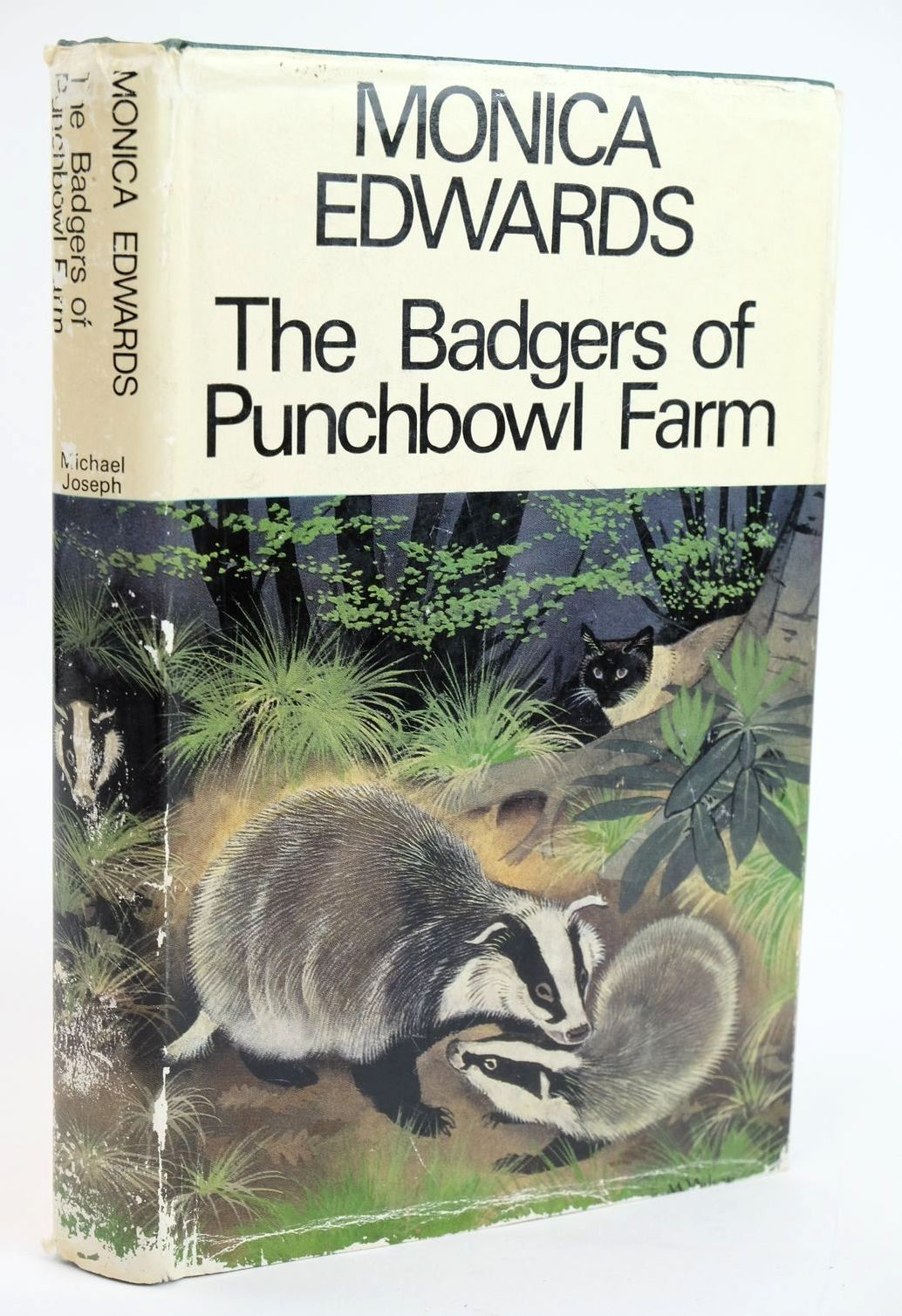 Photo of THE BADGERS OF PUNCHBOWL FARM- Stock Number: 1319353