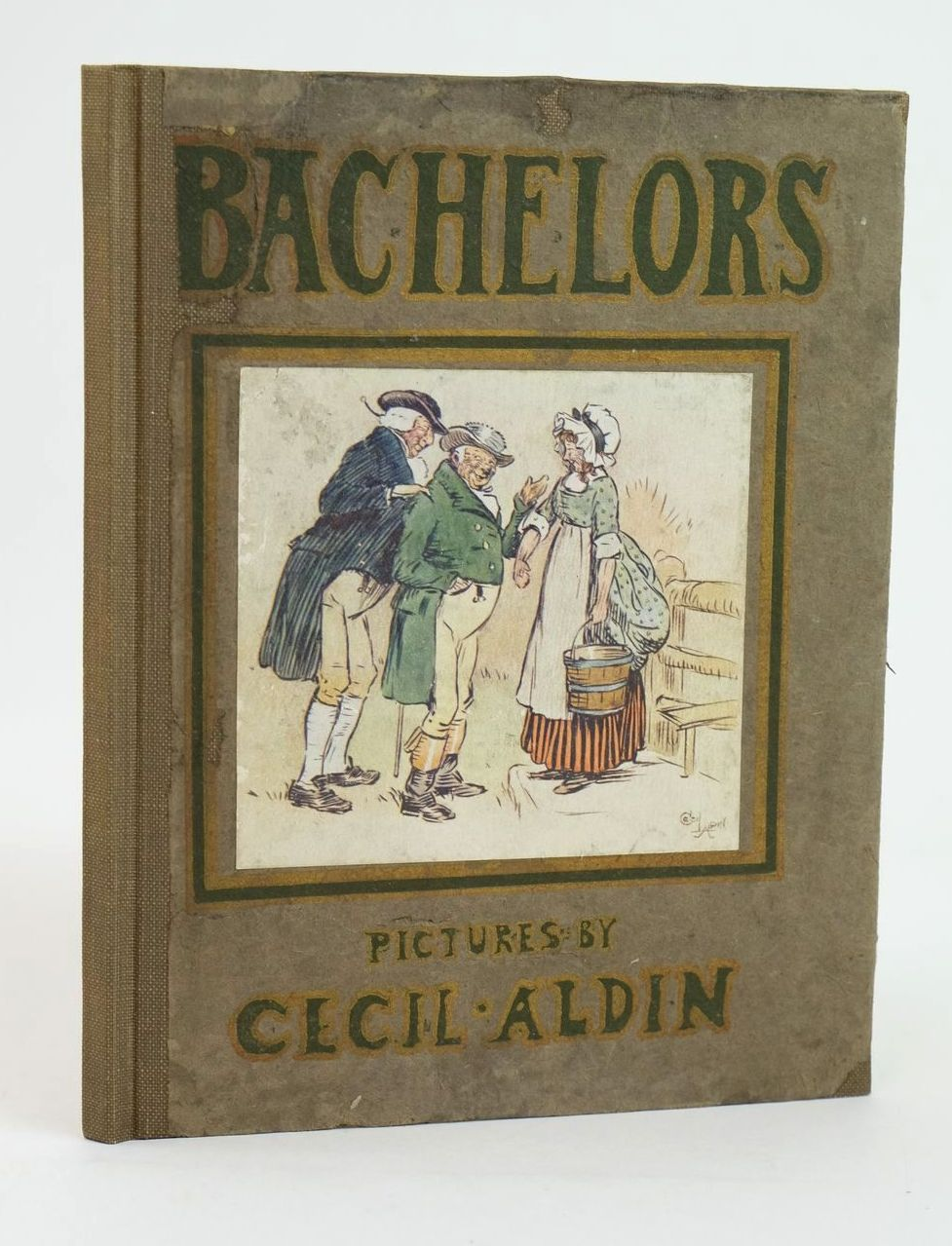 Photo of BACHELORS AND A BACHELOR'S CONFESSIONS- Stock Number: 1319354