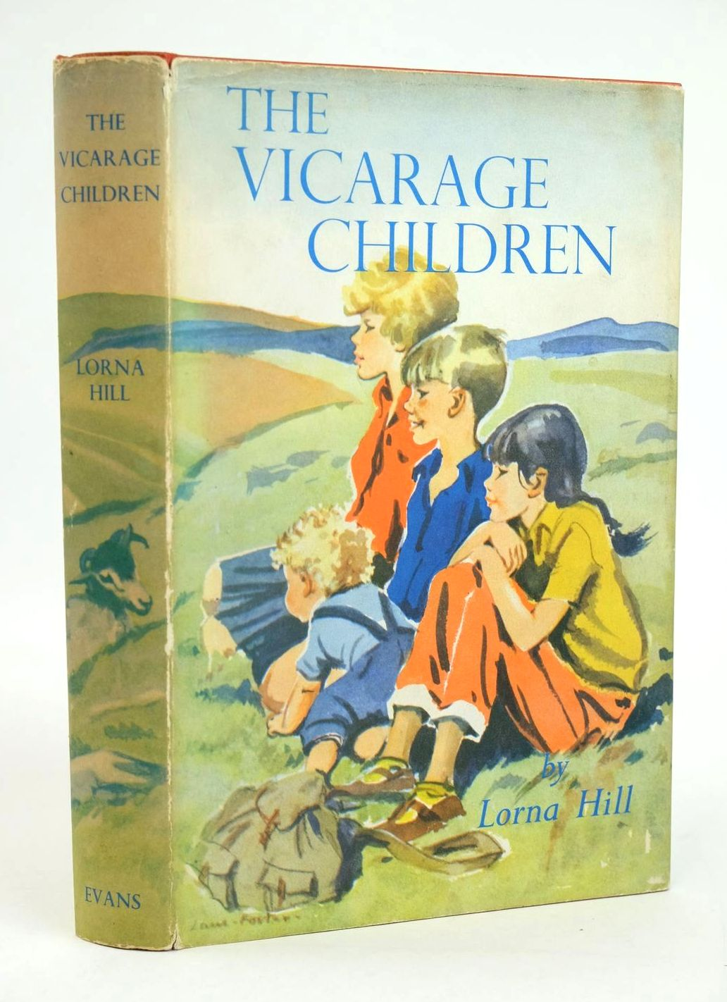 Photo of THE VICARAGE CHILDREN- Stock Number: 1319356