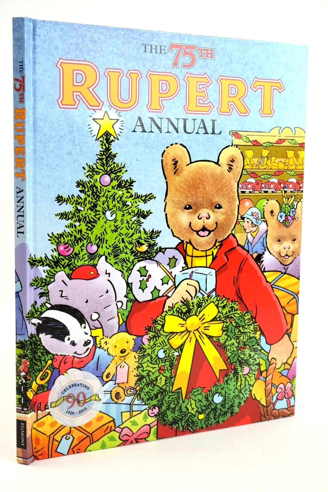 Photo of RUPERT ANNUAL 2010- Stock Number: 1319372