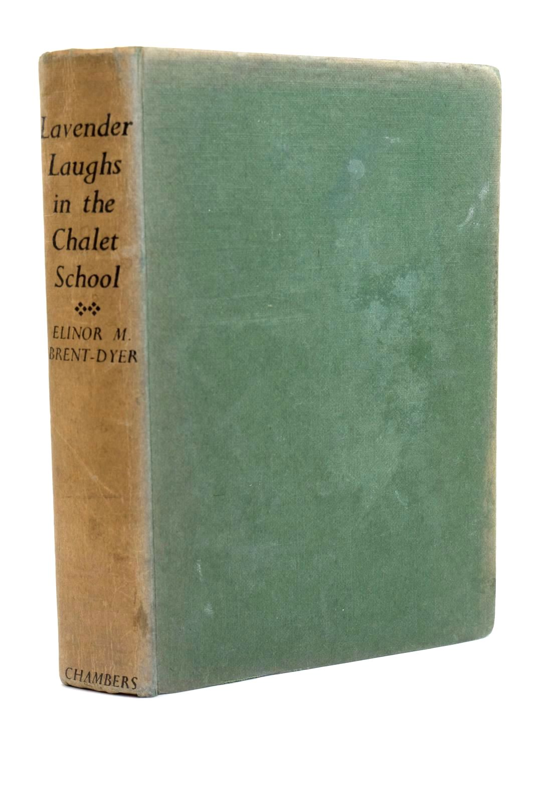 Photo of LAVENDER LAUGHS IN THE CHALET SCHOOL written by Brent-Dyer, Elinor M. published by W. & R. Chambers Limited (STOCK CODE: 1319381)  for sale by Stella & Rose's Books