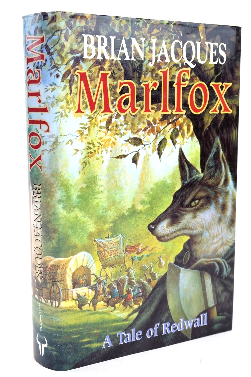 Photo of MARLFOX written by Jacques, Brian illustrated by Fangorn,  published by Hutchinson (STOCK CODE: 1319387)  for sale by Stella & Rose's Books