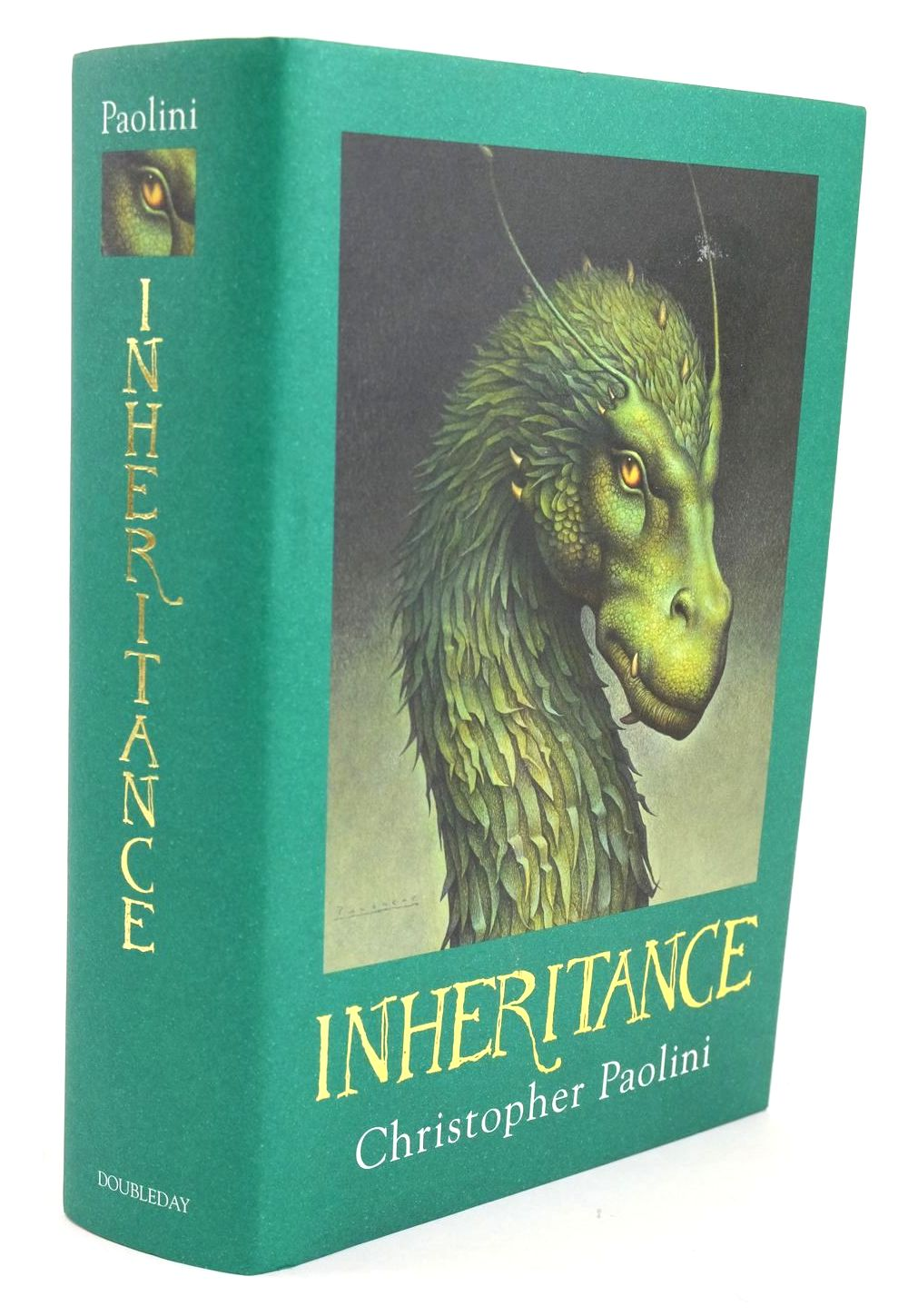 Photo of INHERITANCE OR THE VAULT OF SOULS- Stock Number: 1319394