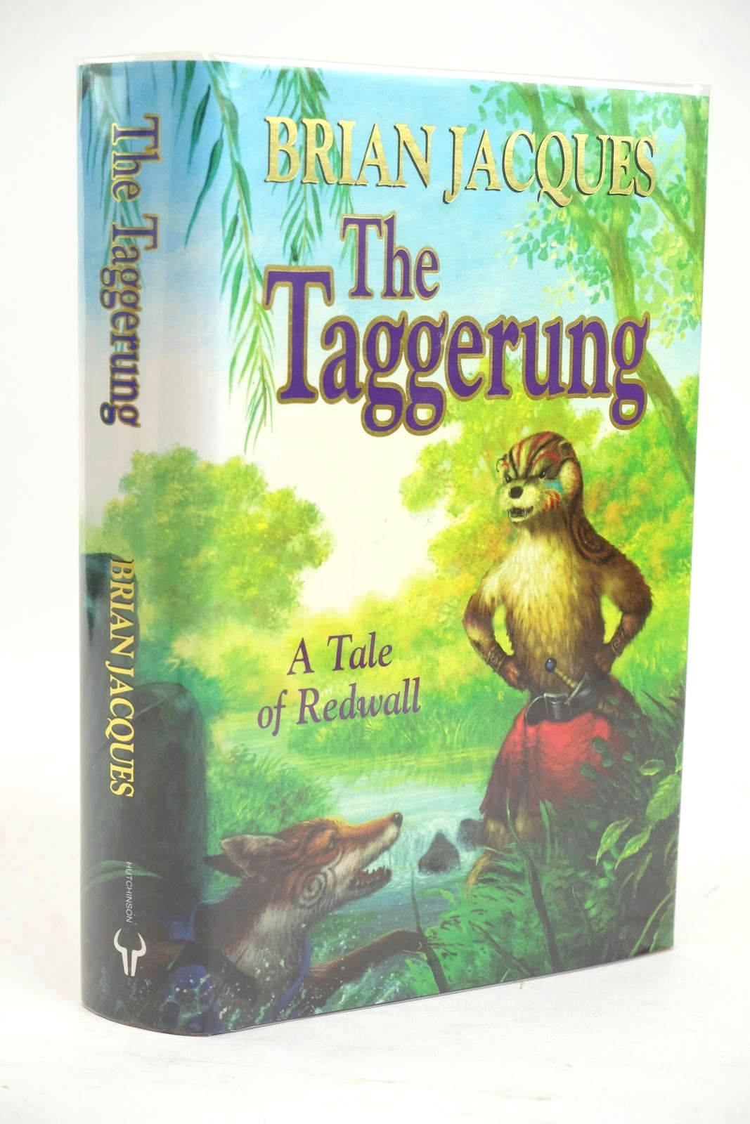 Photo of THE TAGGERUNG written by Jacques, Brian illustrated by Standley, Peter published by Hutchinson (STOCK CODE: 1319404)  for sale by Stella & Rose's Books