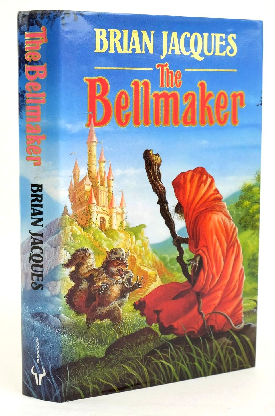 Photo of THE BELLMAKER written by Jacques, Brian illustrated by Curless, Allan published by Hutchinson (STOCK CODE: 1319405)  for sale by Stella & Rose's Books