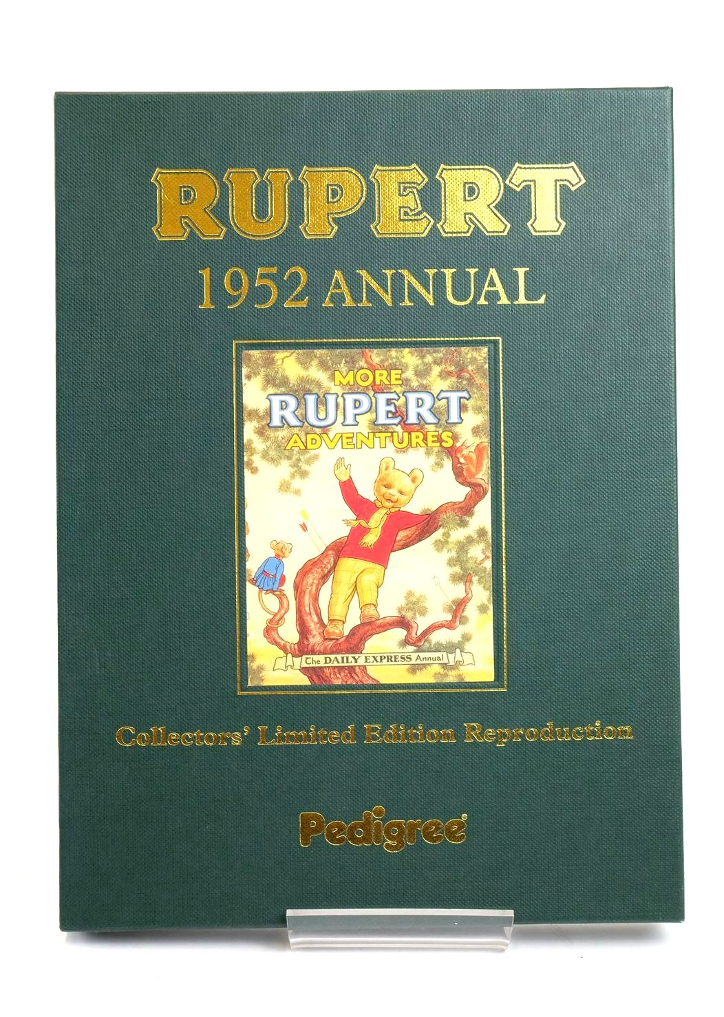 Photo of RUPERT ANNUAL 1952 (FACSIMILE) - MORE RUPERT ADVENTURES- Stock Number: 1319410